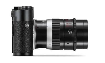 Leica revives Thambar-M 90mm f/2.2 lens