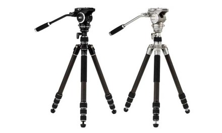 MeFOTO spins off MeVIDEO brand with GlobeTrotter range travel video tripods
