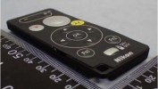 First image of Nikon Bluetooth remote control surfaces