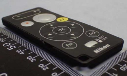 Nikon N16F1 Bluetooth remote control release to be delayed