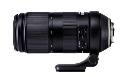 Tamron launches 100-400mm f/4.5-6.3 Di VC USD lens (model A035)