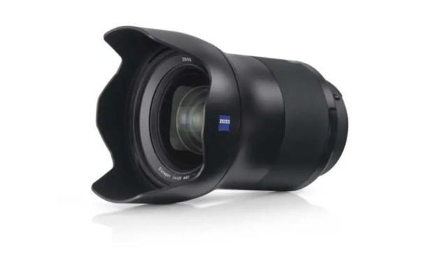 Zeiss launches Milvus 25mm f/1.4 lens