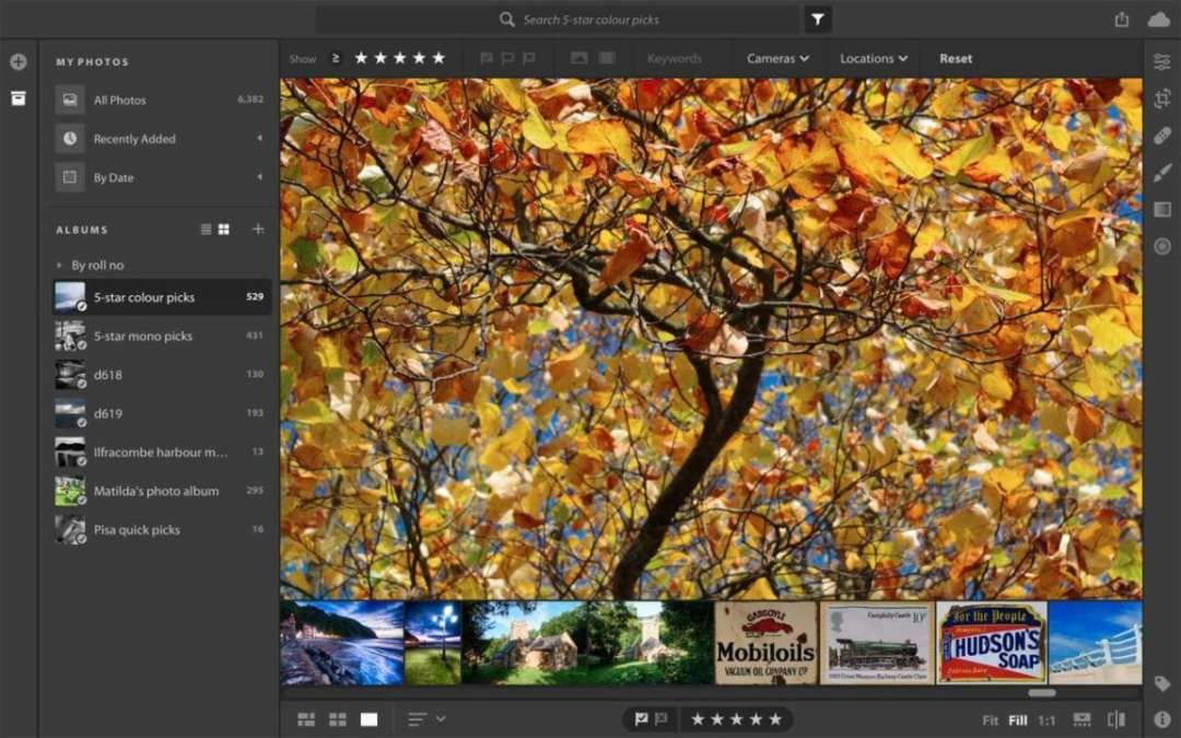 Lightroom CC Review: subscription plans