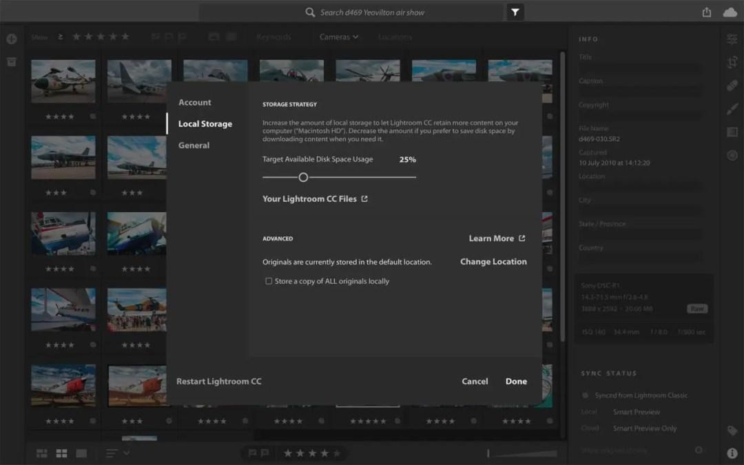 Lightroom cc version | Adobe Lightroom CC  2019-01-20