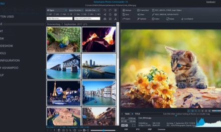 Ashampoo launches Photo Commander 16 software, cuts price in half