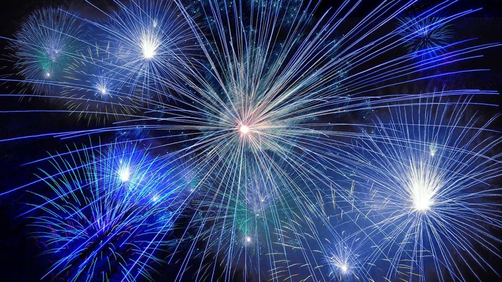 How to photography fireworks