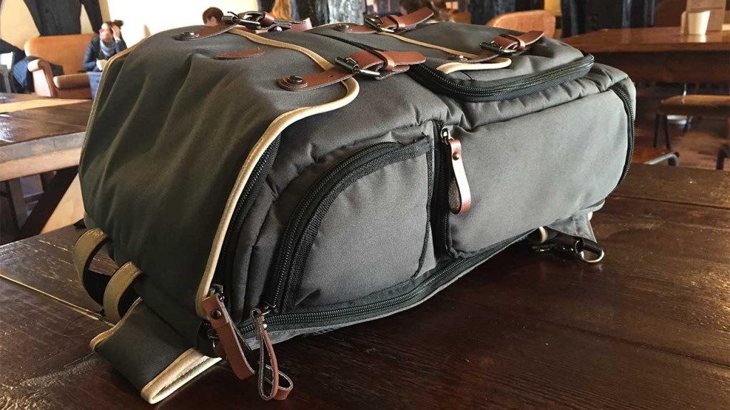 GoGroove DSLR backpack r