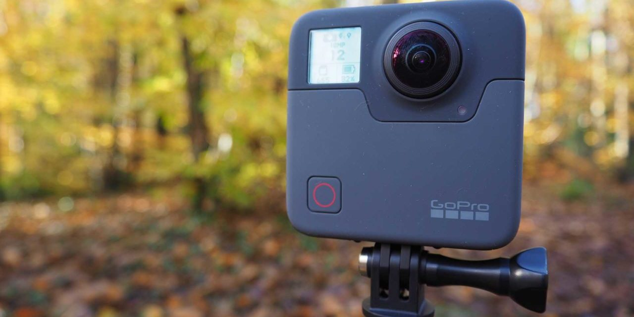 GoPro Fusion Review: updated for May 2018