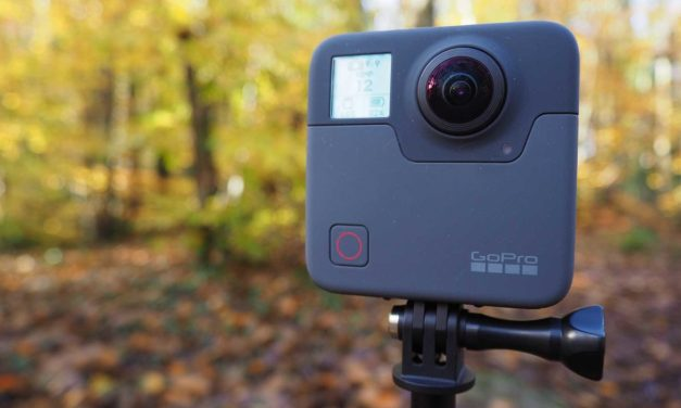 GoPro updates Fusion to capture 5.8K video at 24fps