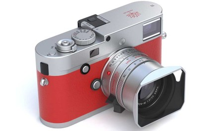 Leica celebrates Canada's 150th Anniversary with Special edition Leica M-P set