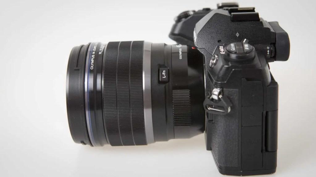 Olympus M. Zuiko Digital ED 45mm f/1.2 Pro Review