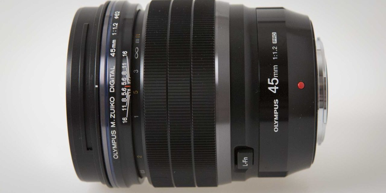 Olympus M. Zuiko Digital ED 45mm f/1.2 Pro Review