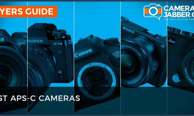 Best APS-C Cameras: what to look out for and what to buy in 2019