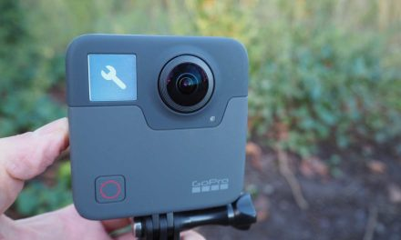 GoPro Fusion firmware: how to do a manual update