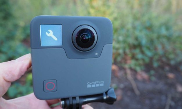 GoPro launches 'important' update for Fusion 360 camera