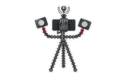 GorillaPod launches new Mobile Rig