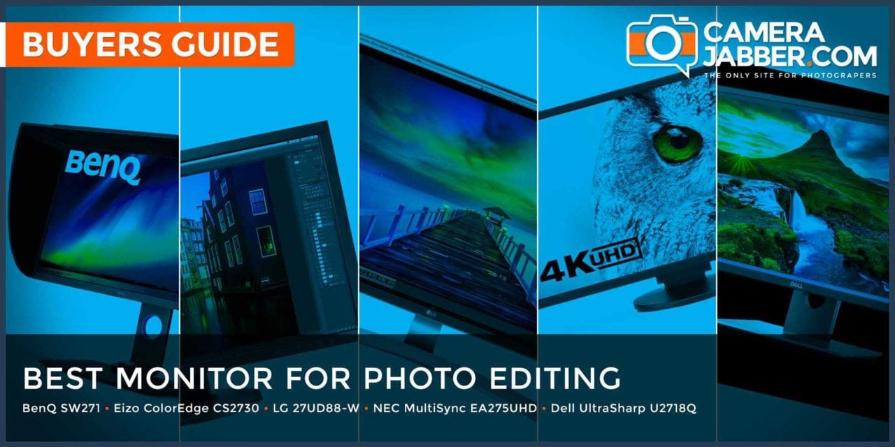 Best monitor for photo editing: what to look for and what to buy in 2018