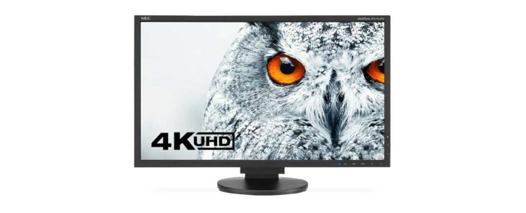 Best monitor for photo editing: NEC MultiSync EA275UHD