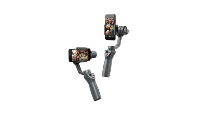 DJI launches Ronin-S, Osmo Mobile 2 stabilisers