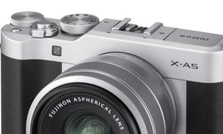 Fujifilm firmware improves X-A5 AF speed, updates to X-A3, X-A20