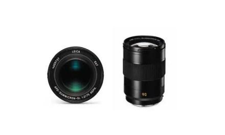 Leica launches APO-Summicron-SL 75mm, 90 mm f/2 ASPH lenses