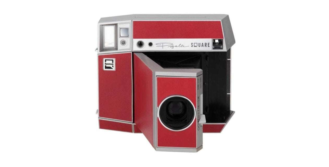 Lomography launches multi-format Lomo'Instant Square