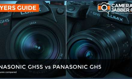 Panasonic GH5S vs GH5: what are the real differences in specs?