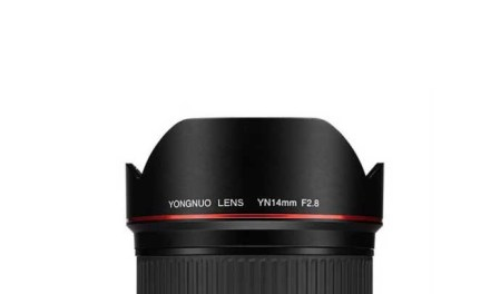 Yongnuo launches YN 14mm f/2.8 lens for Canon