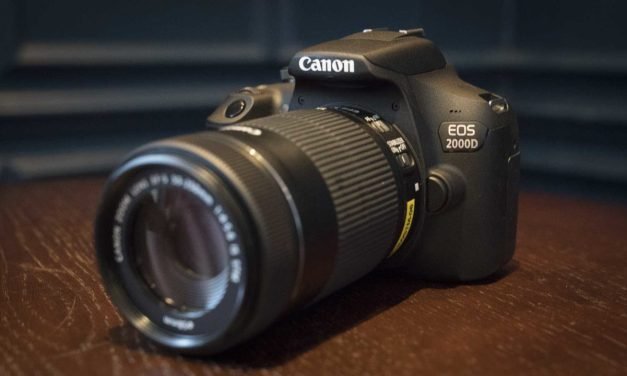 Canon EOS 2000D / EOS Rebel T7 Hands-on Review