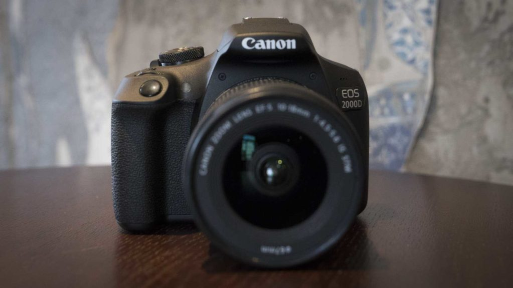 Review Canon Eos Rebel T7