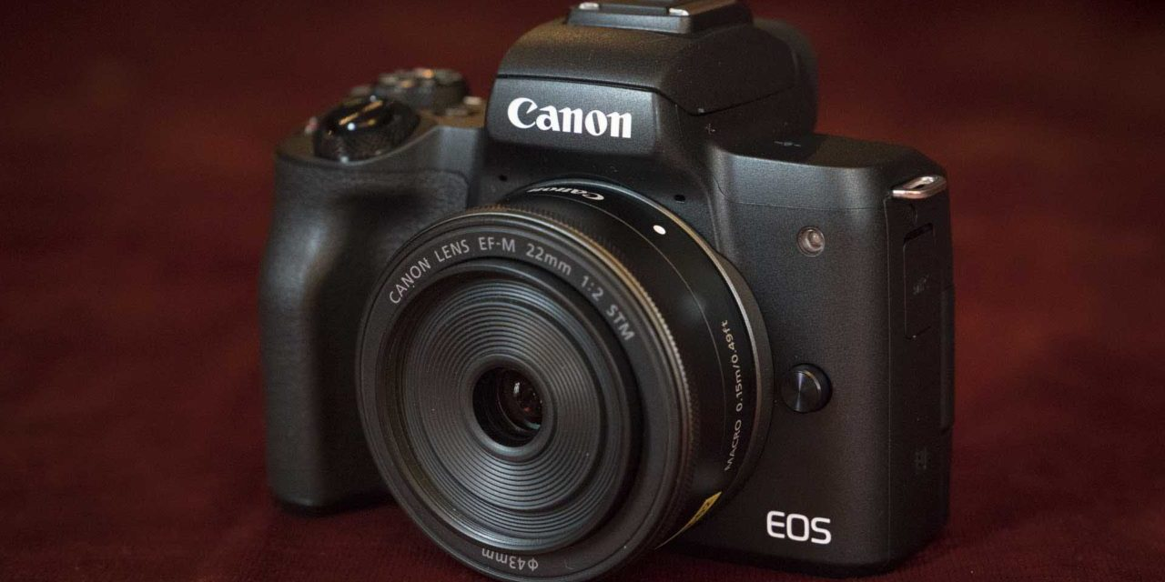Updated with Images & Video: Canon EOS M50 Hands-on Review