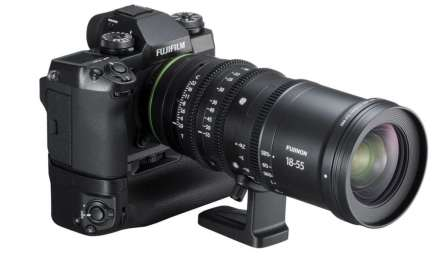 Fujifilm Fujinon MKX18-55mmT2.9 and MKX50-135mmT2.9: price, specs, release date confirmed