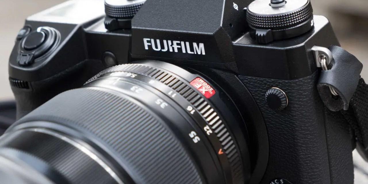 Fujifilm releases new firmware for X-H1, X-E3, X100F