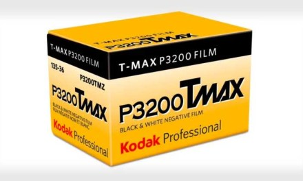 Kodak Alaris to bring back T-MAX P3200 black & white film