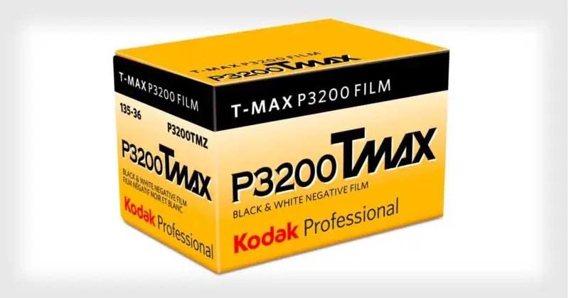 Kodak Alaris to bring back T-MAX P3200 black & white film