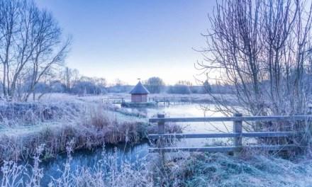 Landscape Photographer, Matt Pinner's favourite image of January 2018