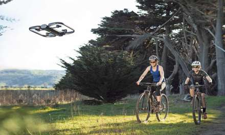 Skydio R1 drone is the world's first autonomous flying camera