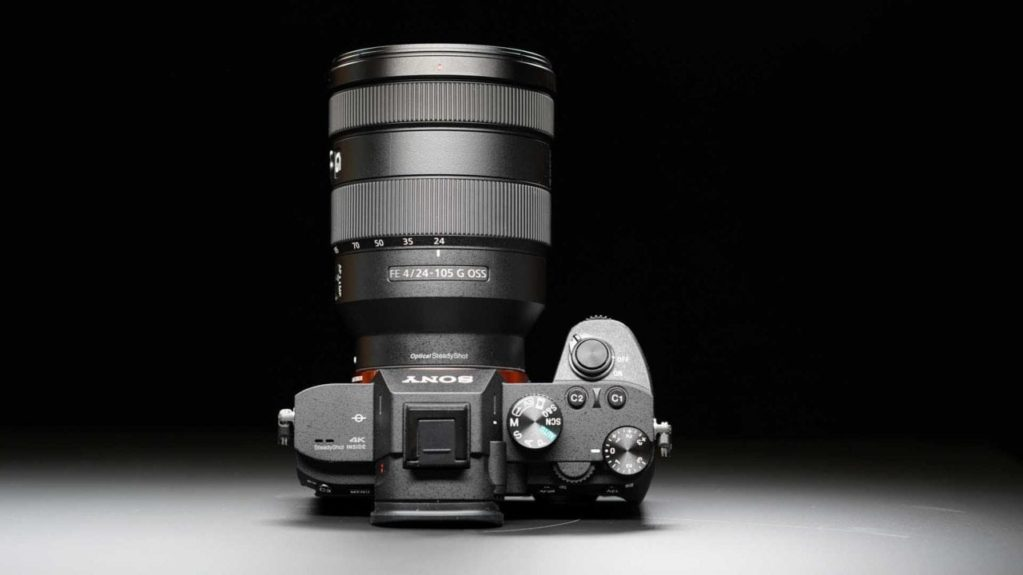 Sony Alpha A7 III Review: Product shot