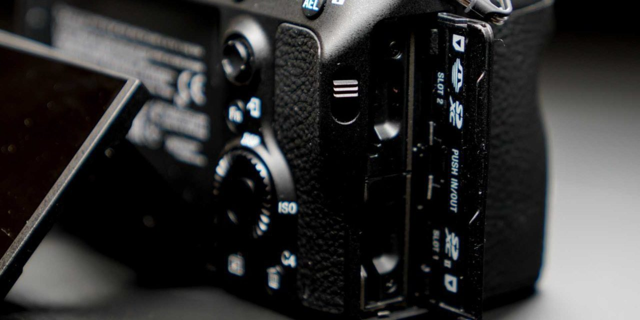 Best memory cards for the Sony A7 III