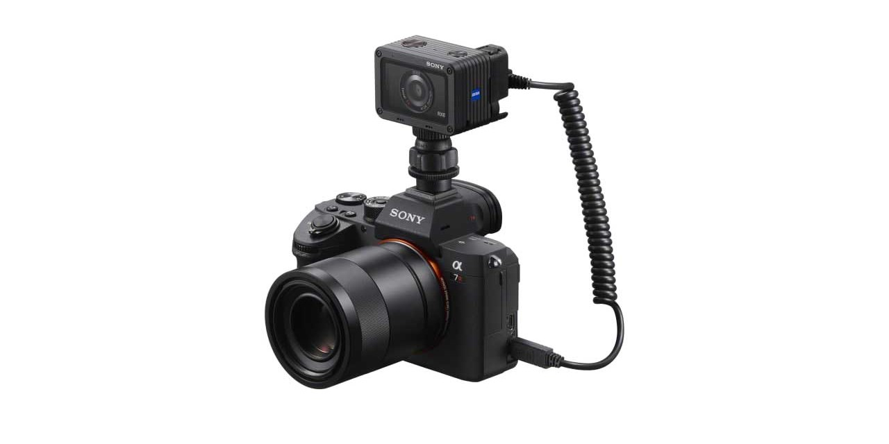 Sony launches RX0 release cable for dual camera shooting