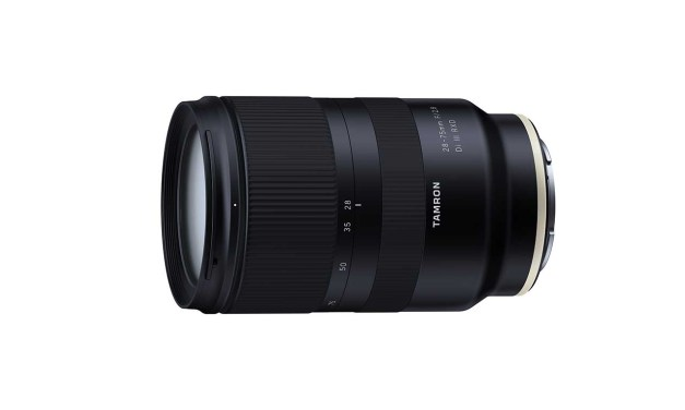 High demand delays Tamron 28-75mm f/2.8 Di III RXD release date