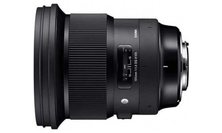 Sigma announces price, release date for 105mm f/1.4 DG HSM