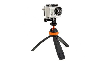 3 Legged Thing debuts Iggy mini tripod with GoPro adapter