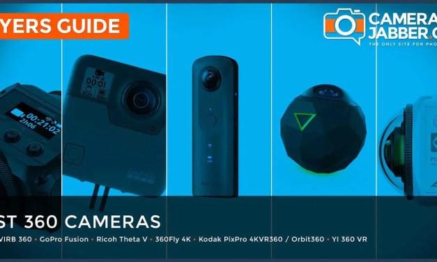 Best 360 cameras in 2018