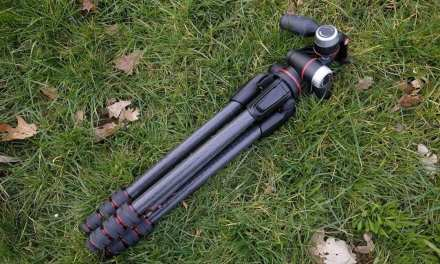 Manfrotto 190go! M Series Carbon Fibre Tripod Review