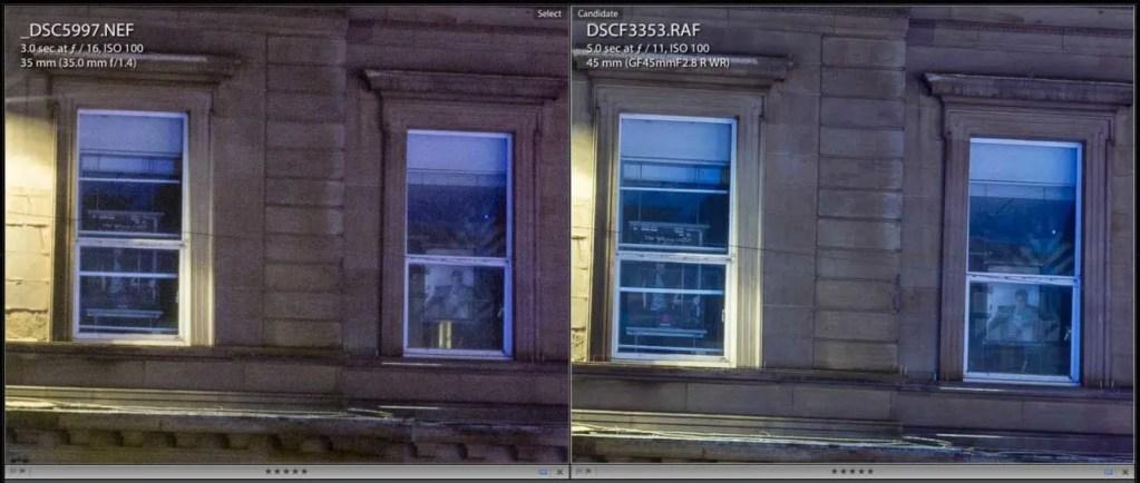 Nikon D850 vs Fujifilm GFX 50S: Image quality comparison