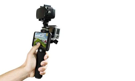 Pica-Gear launches modular Snap-Grip handle for phones, action cameras