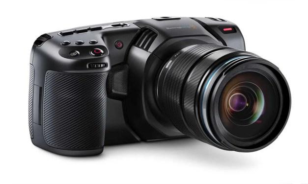 Blackmagic unveils 4K pocket cinema Micro Four Thirds camera