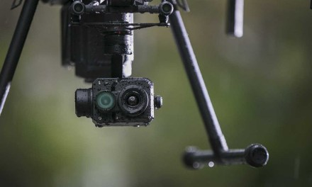 DJI Zenmuse XT2 Thermal Imaging camera announced