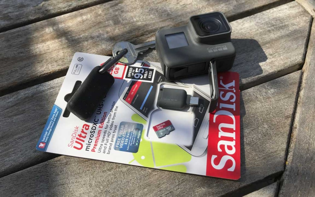 SanDisk Ultra microSDXC UHS-1 256GB Review